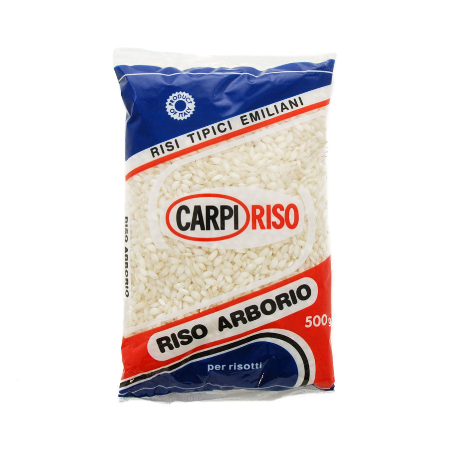 Carpi Riso Arborio Risotto Rice 500g Ingredients Pasta Rice & Noodles Rice Italian Food