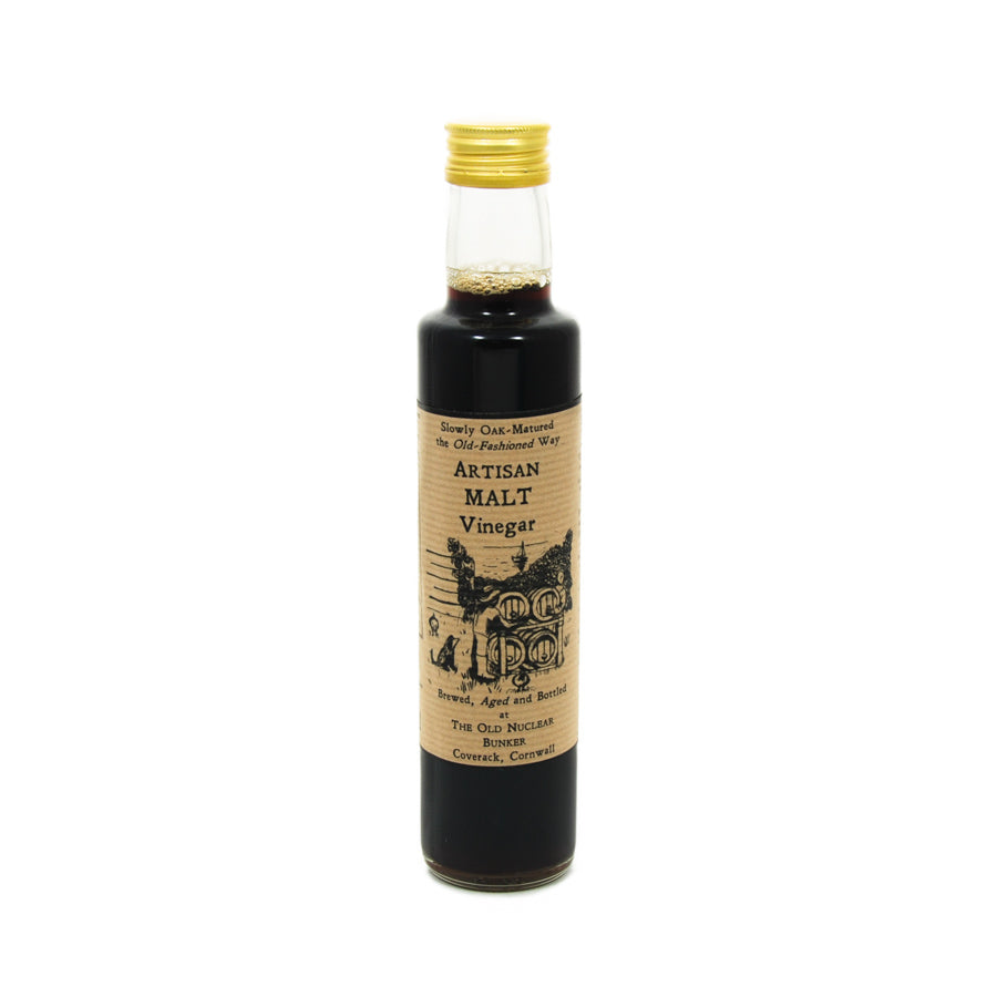 Artisan Malt Vinegar Company Artisan Malt Vinegar 250ml Ingredients Oils & Vinegars