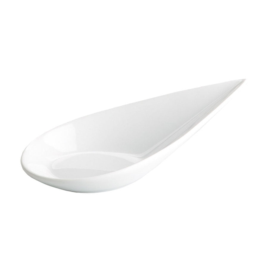 Large Teardrop Canape Spoon x 6