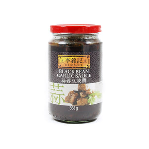 Black Bean Sauce With Garlic