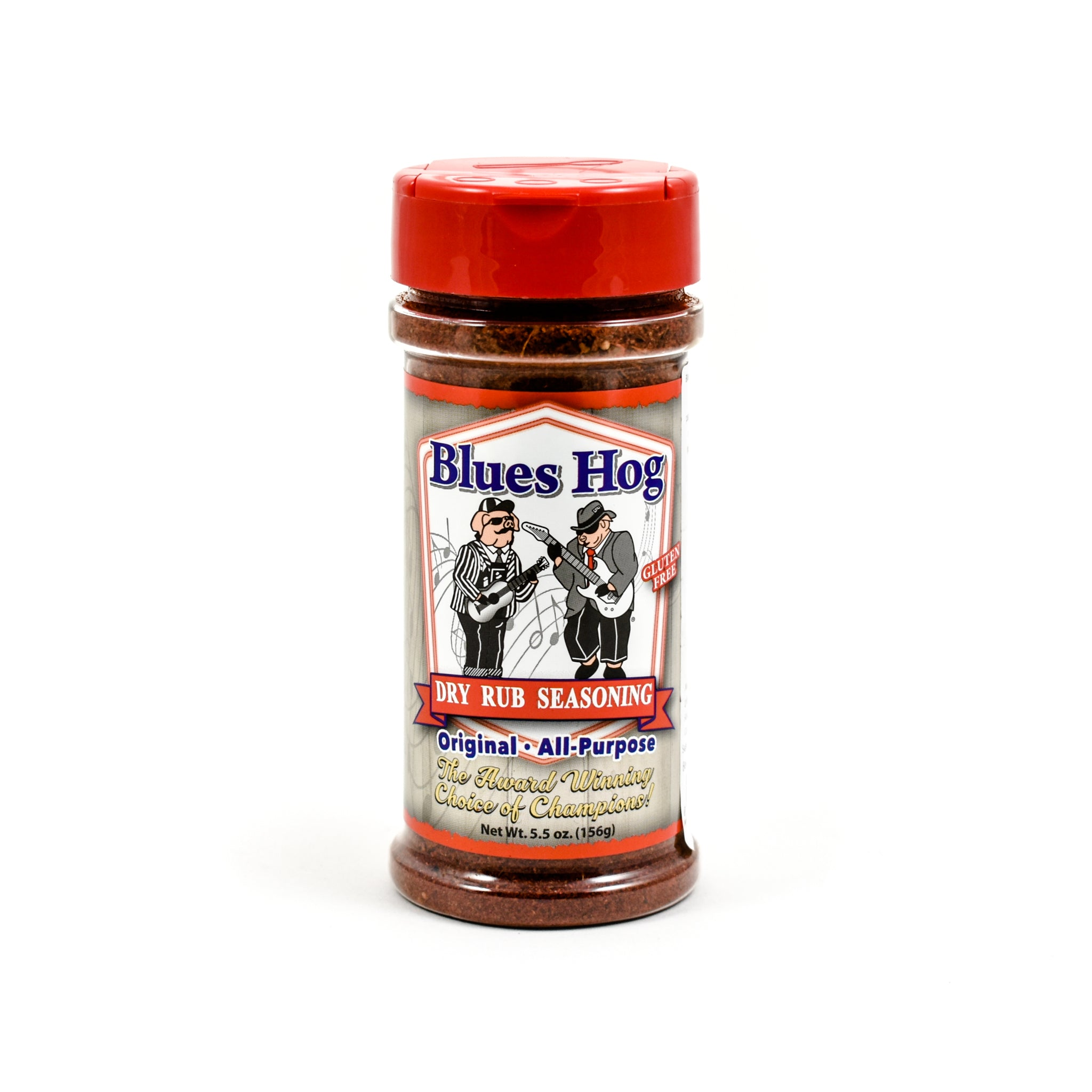 Blues Hog Dry Rub 156g Ingredients Herbs & Spices BBQ Rubs American Food