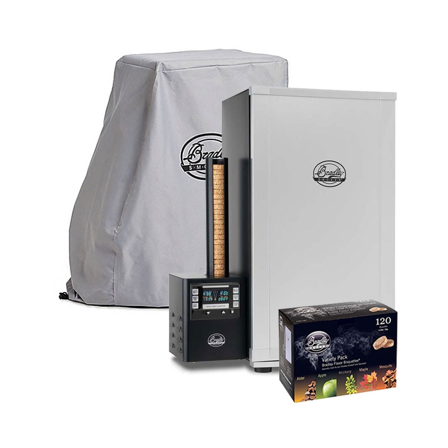 Bradley Smoker 4-Rack Value Pack