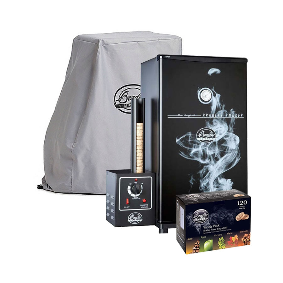 Sous Chef Kit Bradley Original Smoker Value Pack Cookware Food Smokers & BBQ