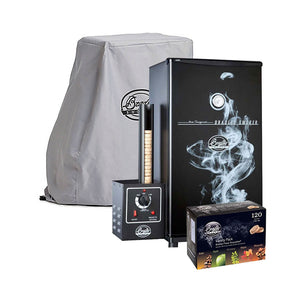 Bradley Original Smoker Value Pack