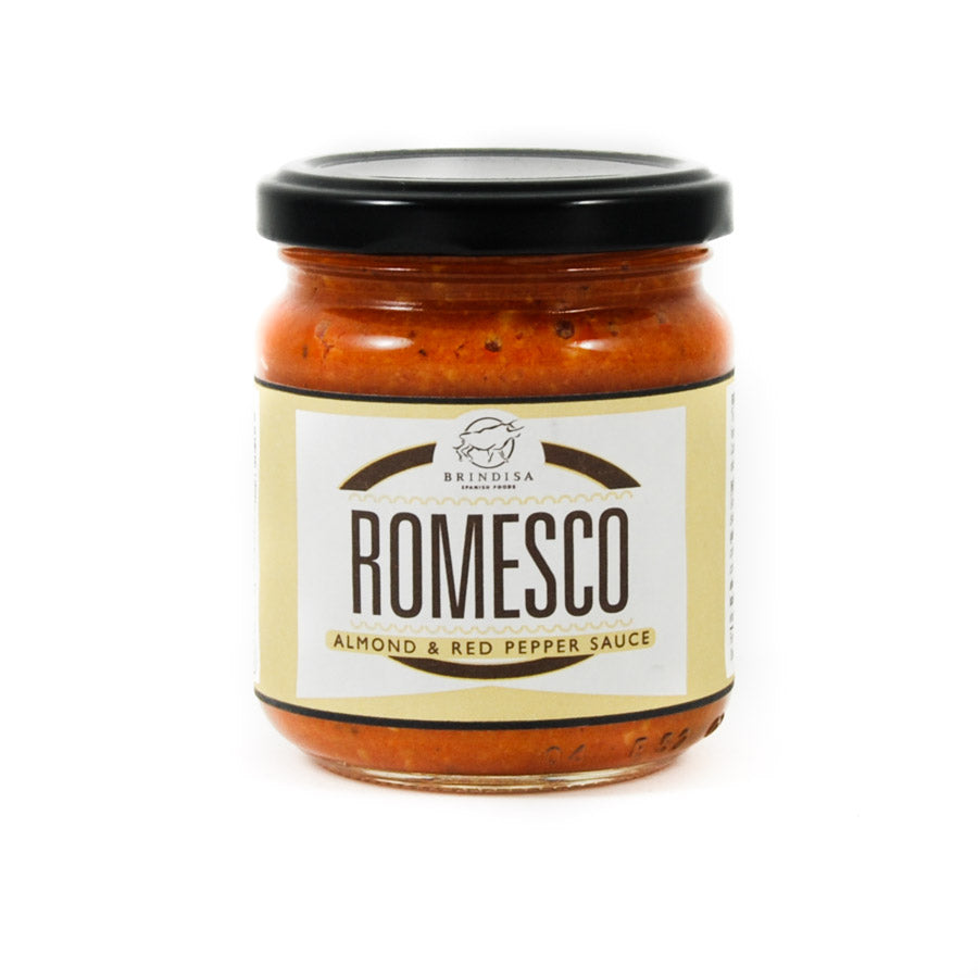 Brindisa Romesco 200g Ingredients Sauces & Condiments Spanish Food