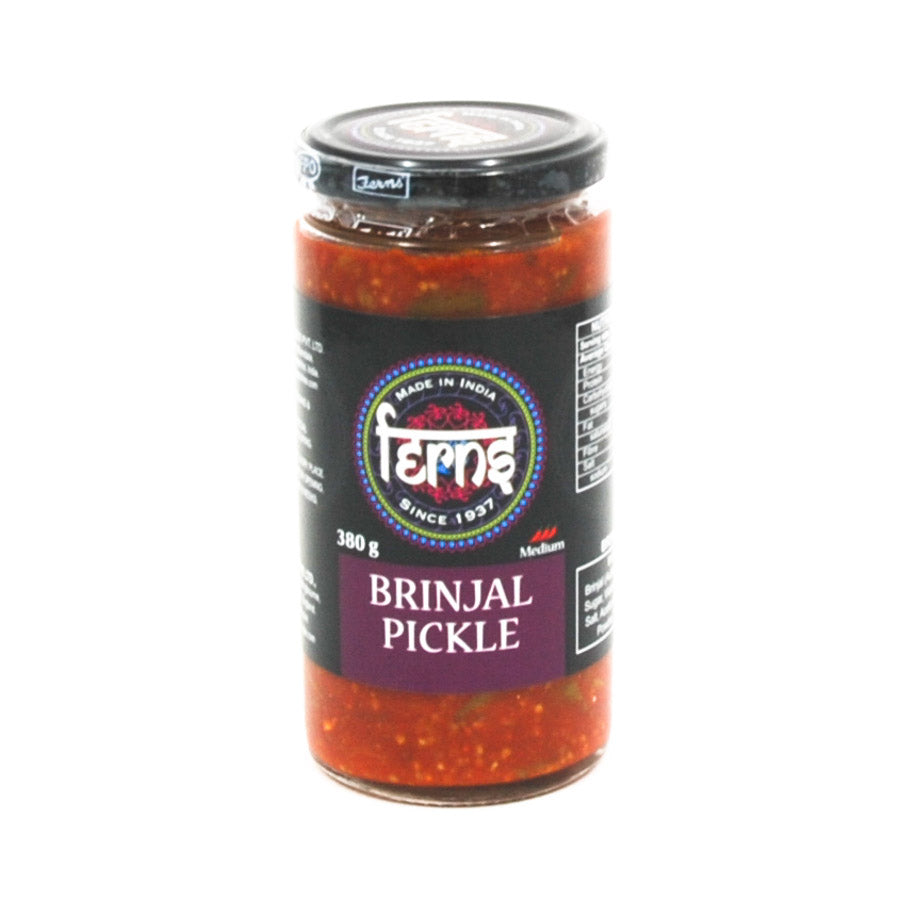 Ferns' Brinjal Pickle 380g