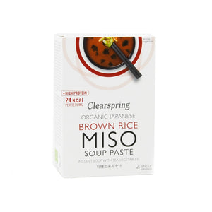 Clearspring Organic Instant Miso Soup Paste