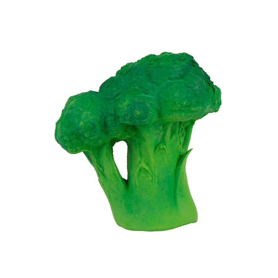 Brucy The Broccoli Baby Teething Toy