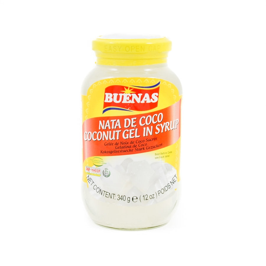 Buenas Coconut Gel 340g Ingredients Baking Ingredients Baking Sugar & Decoration