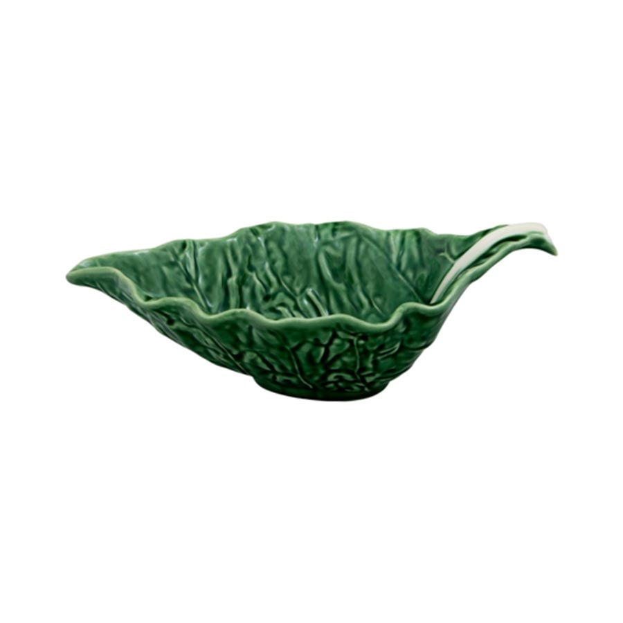 Bordallo Pinheiro Cabbage Sauceboat Tableware