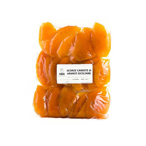 Sicilian Candied Orange Peel 1kg