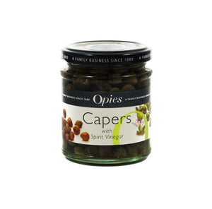 Capers in Spirit Vinegar