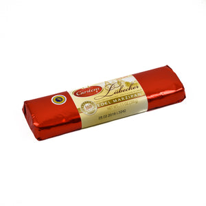 Carstens Plain Chocolate Covered Marzipan Bar - High Almond Content