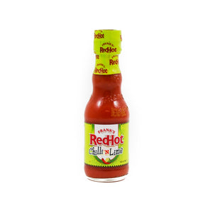 Frank's Red Hot Chilli & Lime Sauce