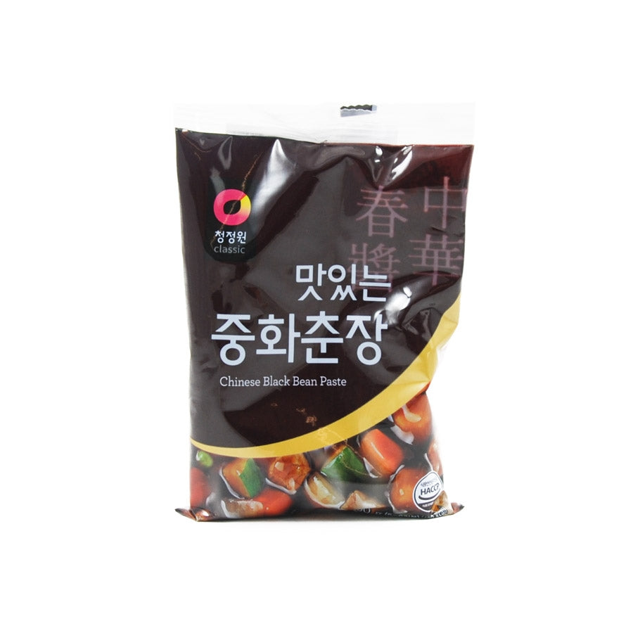 Chung Jung One Chunjang Korean Black Bean Paste 250g Ingredients Sauces & Condiments Asian Sauces & Condiments Korean Food