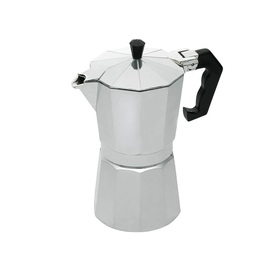 Kitchencraft Le'Xpress Espresso Coffee Maker - Six Cup Tableware Tea & Coffee Servingware