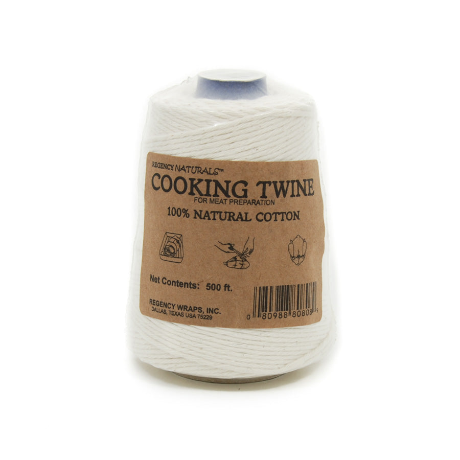 Regency Naturals Cooking Twine Cone 500ft Cookware Kitchen Utensils