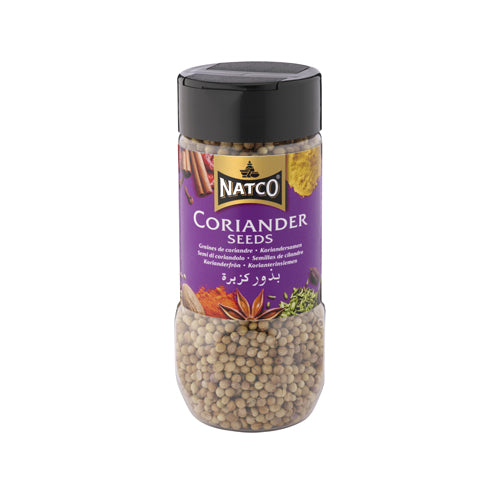 Natco Coriander Seeds 65g Ingredients Seasonings Indian Food