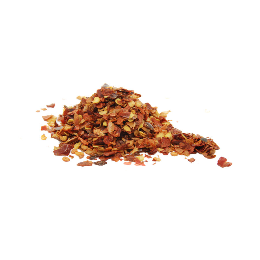 Crushed Chilli Flakes 100g