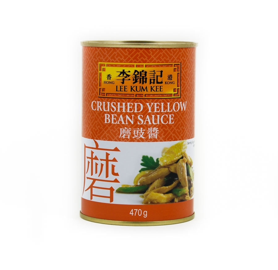 Longdan Lee Kum Kee Crushed Yellow Bean Sauce 500ml Ingredients Sauces & Condiments Asian Sauces & Condiments Chinese Food