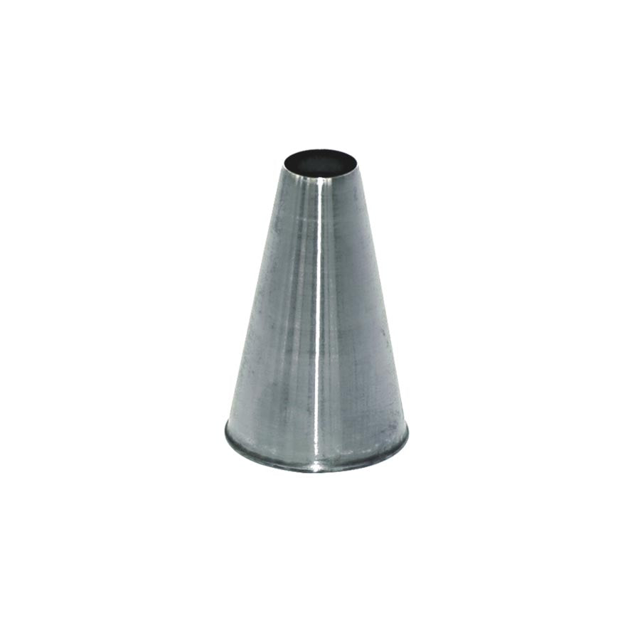 De Buyer Stainless Steel Round Piping Tip 5mm dia