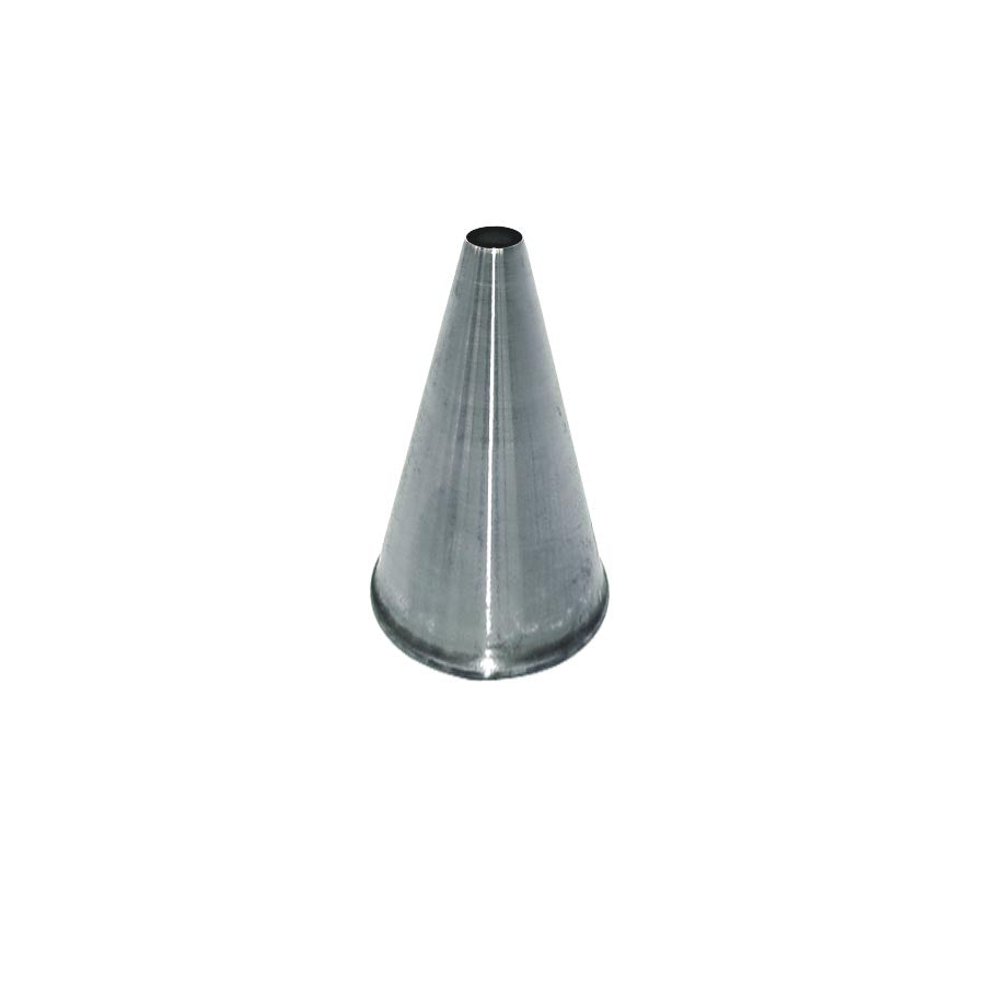 De Buyer Stainless Steel Round Piping Tip 2mm dia