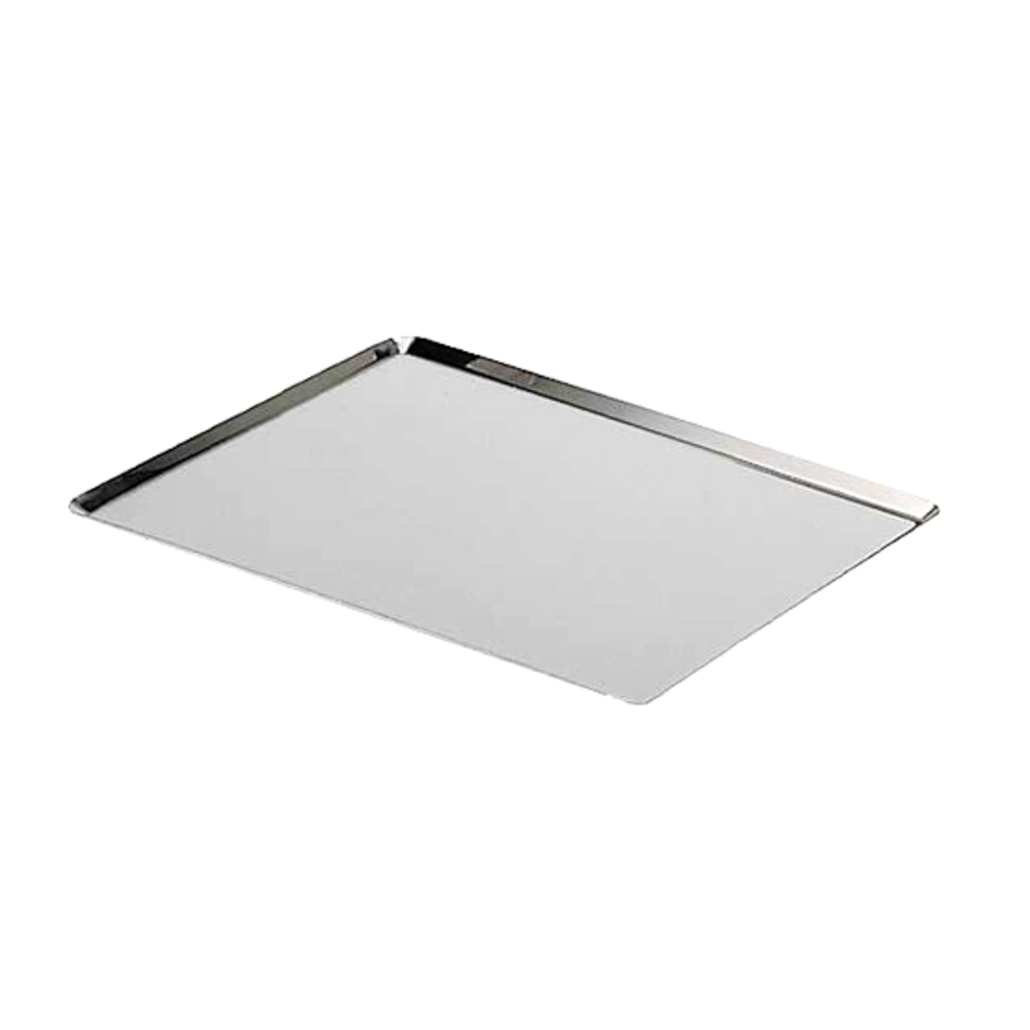 De Buyer Stainless Steel Baking Tray - Oblique Edges Cookware Bakeware & Roasting French Food