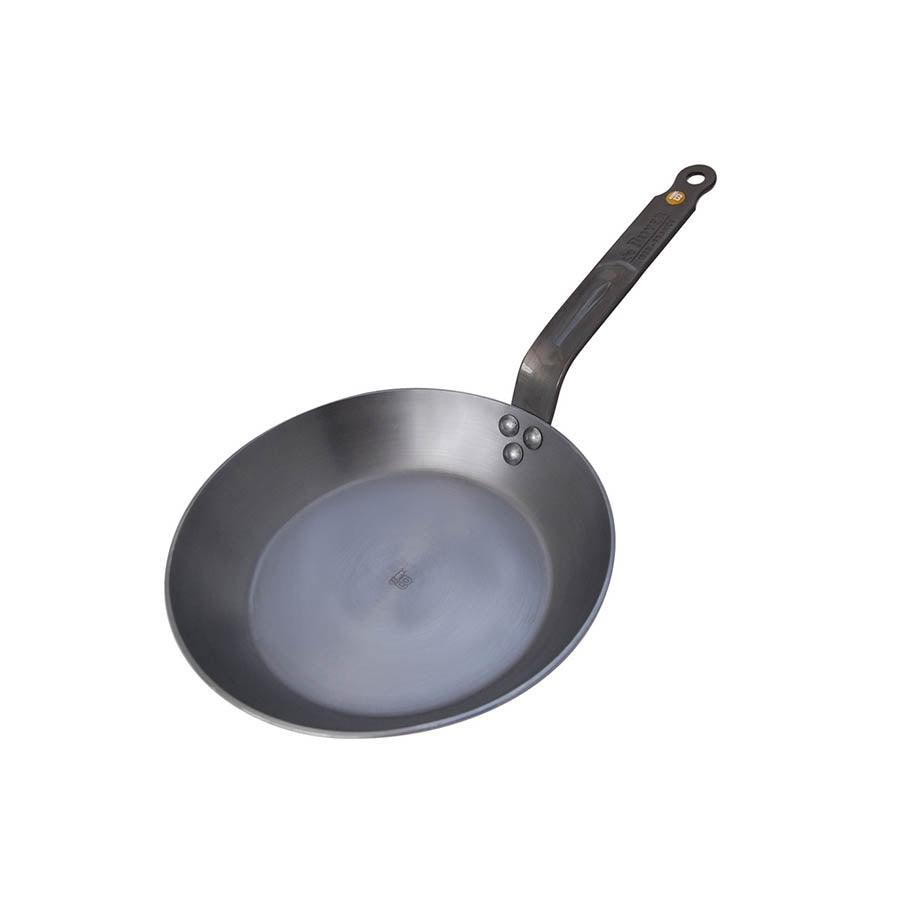 De Buyer Mineral B Frying Pan 24cm Cookware Pots & Pans French Food