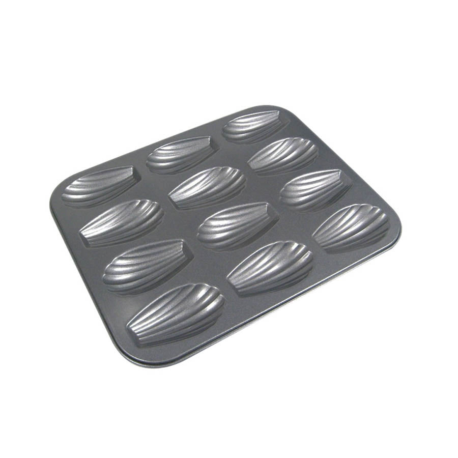 De Buyer Non-Stick Madeleine Tray Cookware Bakeware & Roasting French Food