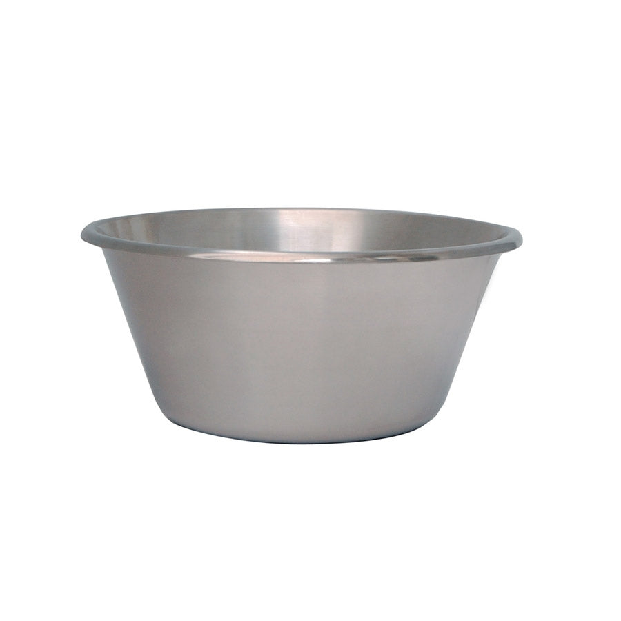 De Buyer Professional Flat-Bottom Pastry Bowl 20cm Cookware Kitchen Utensils French Food