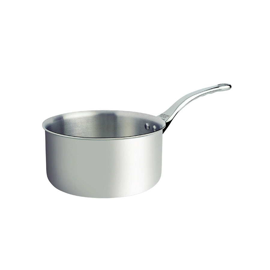 De Buyer Affinity Stainless Steel Saucepan 18cm Cookware Pots & Pans French Food