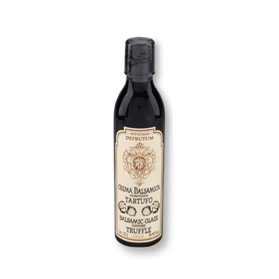 Defrutum Truffle Balsamic Glaze 220g Ingredients Oils & Vinegars Italian Food
