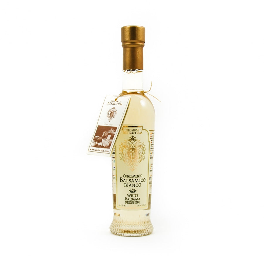 Defrutum White Balsamic Condiment 250ml Ingredients Oils & Vinegars Italian Food