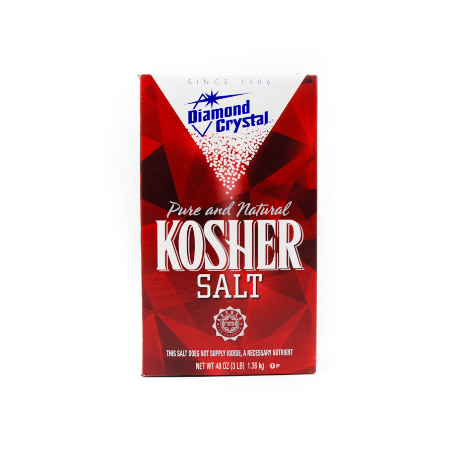 Diamond Crystal Kosher Salt 1.3kg Ingredients Seasonings