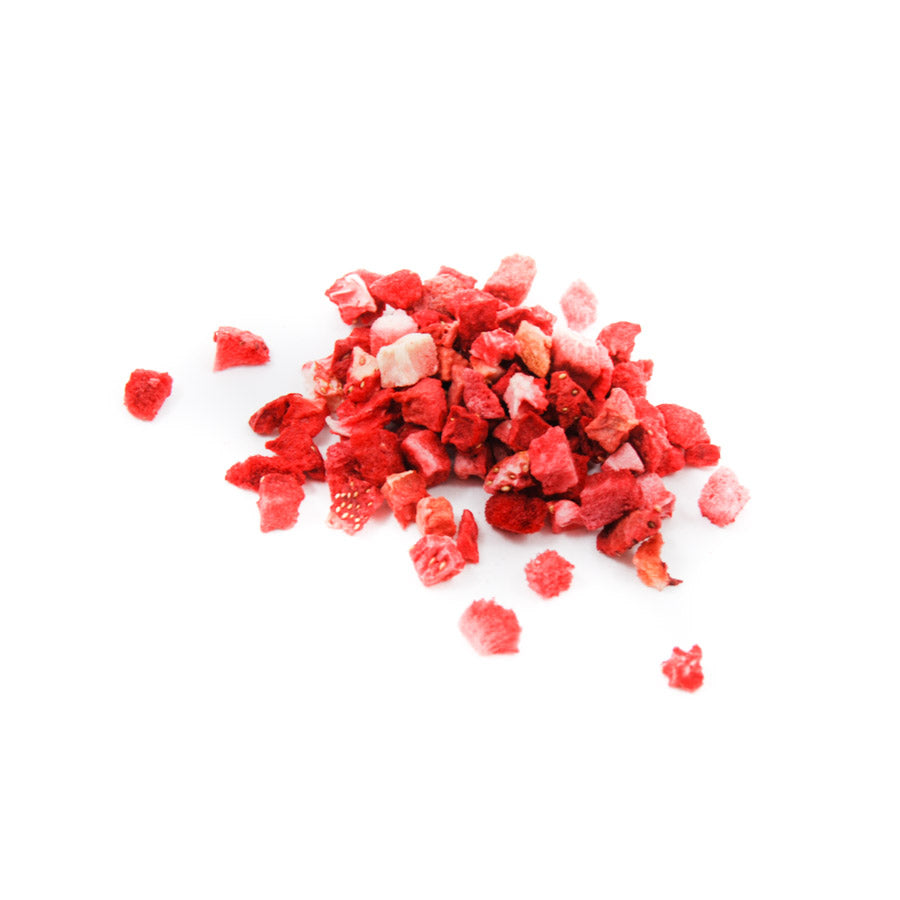 Freeze Dried Strawberries Available With Next Day