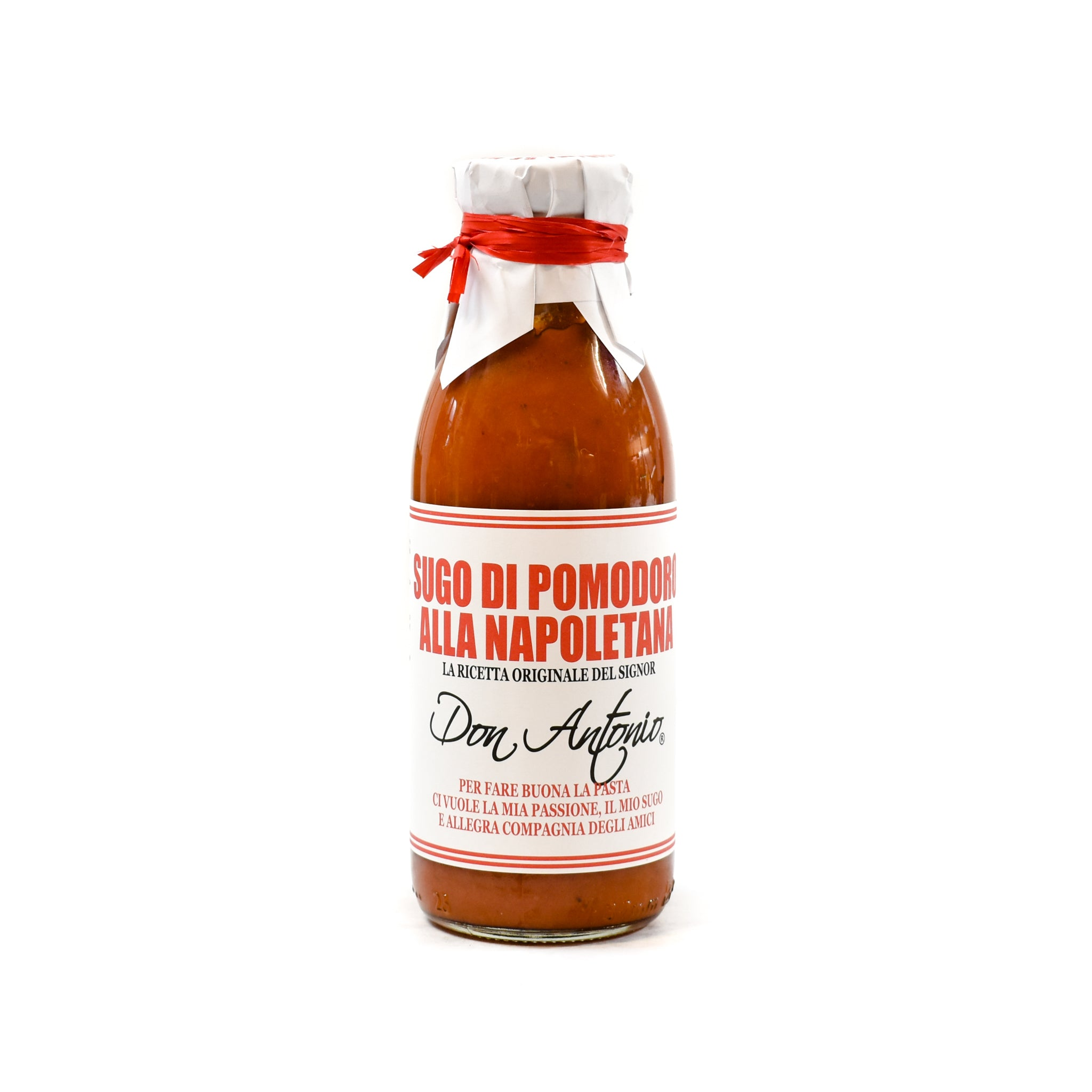 Don Antonio Napoletana Sauce 500g Ingredients Sauces & Condiments Italian Food