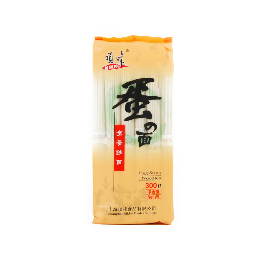 NK Egg Stick Noodle 300g Ingredients Pasta Rice & Noodles Noodles Chinese Food