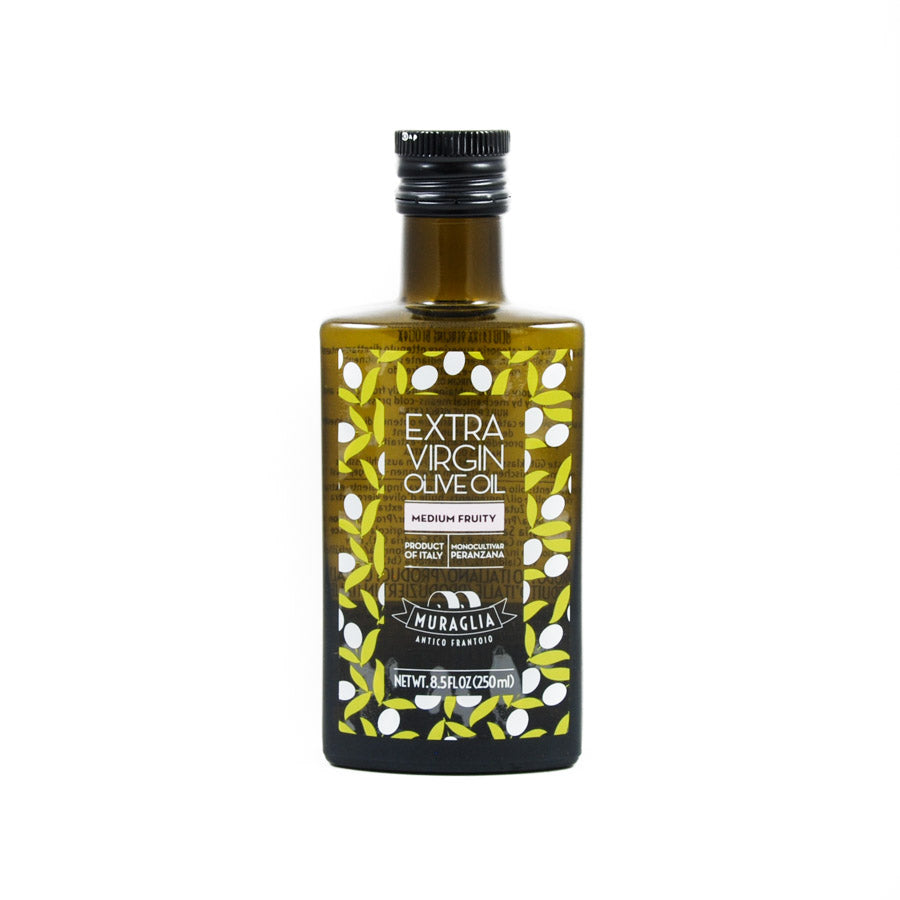Frantoio Muraglia Fruttato Medio Extra Virgin Olive Oil 250ml Ingredients Oils & Vinegars Italian Food