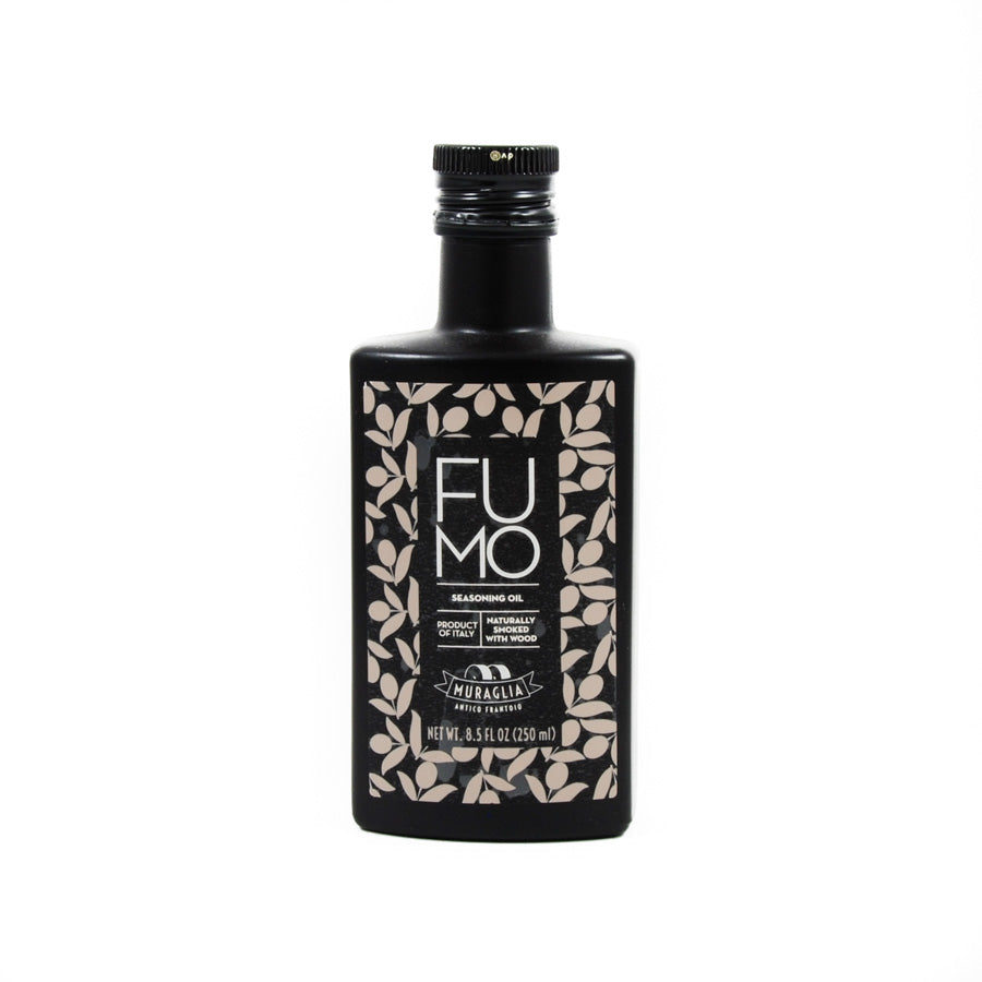 Frantoio Muraglia Smoked Extra Virgin Olive Oil 250ml Ingredients Oils & Vinegars Italian Food