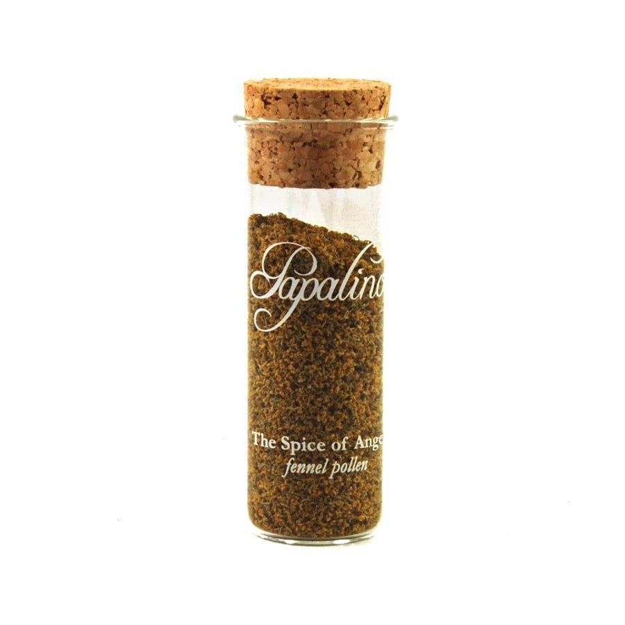 Papalino Wild Fennel Pollen From Calabria 15g Ingredients Seasonings Italian Food