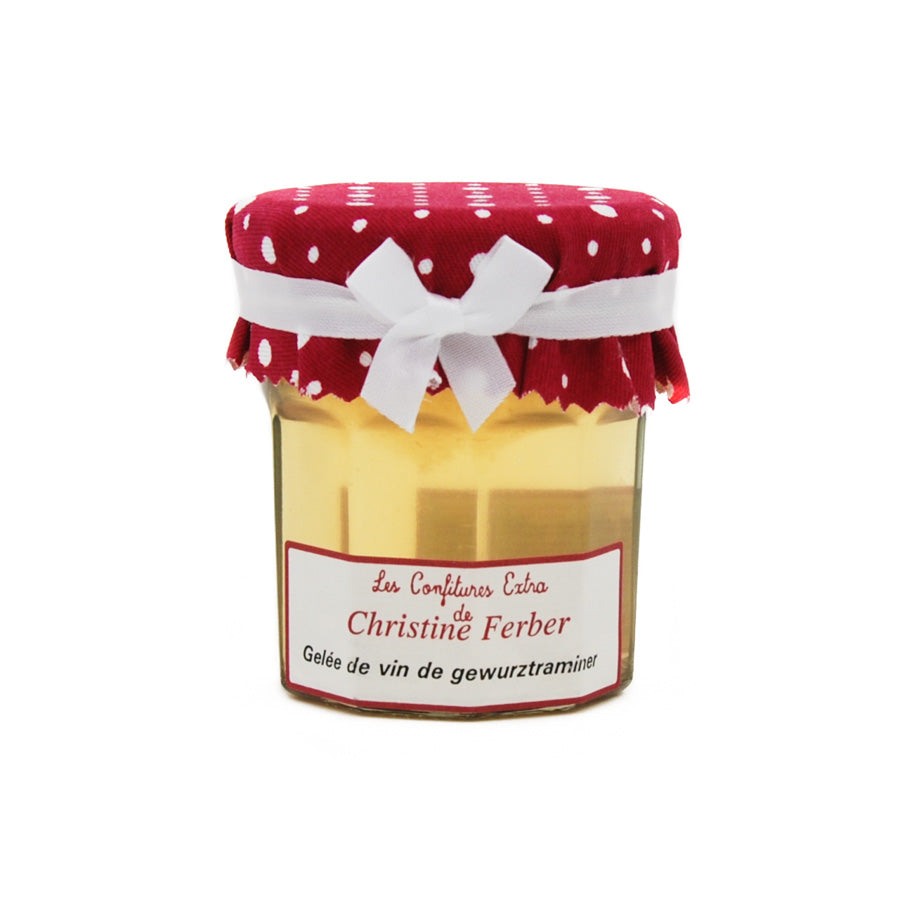 Christine Ferber Gewurztraminer Jelly 220g Ingredients Jam Honey & Preserves French Food