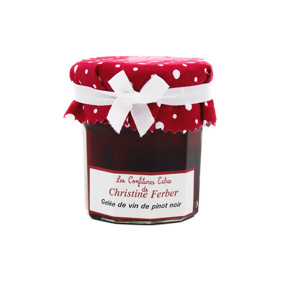 Christine Ferber Pinot Noir Jelly 220g Ingredients Jam Honey & Preserves French Food