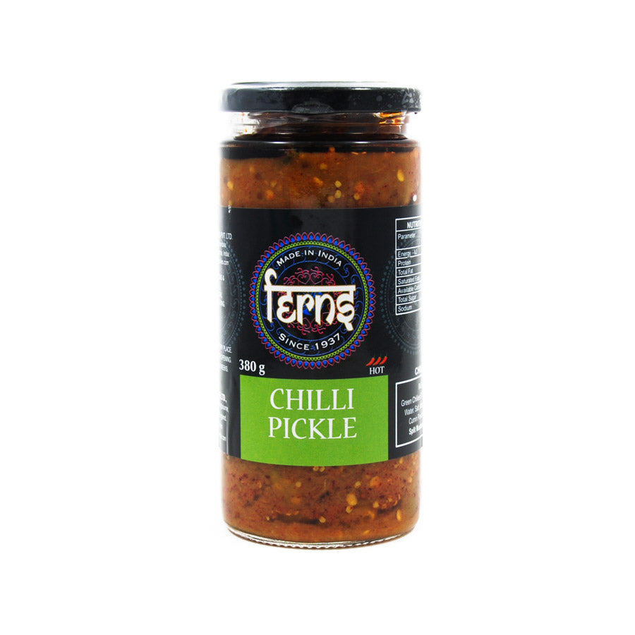 Ferns' Chilli Pickle