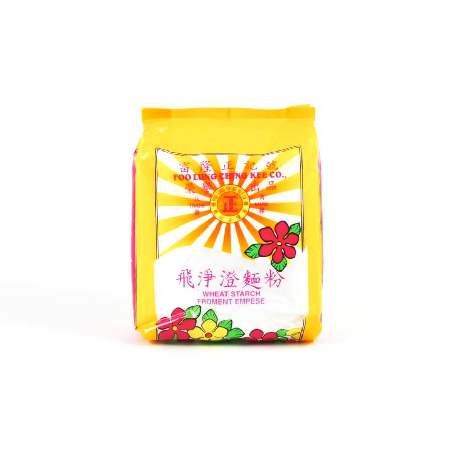 FLCK Wheat Starch 450g Chinese Food and Ingredients Flour Grains & Seeds
