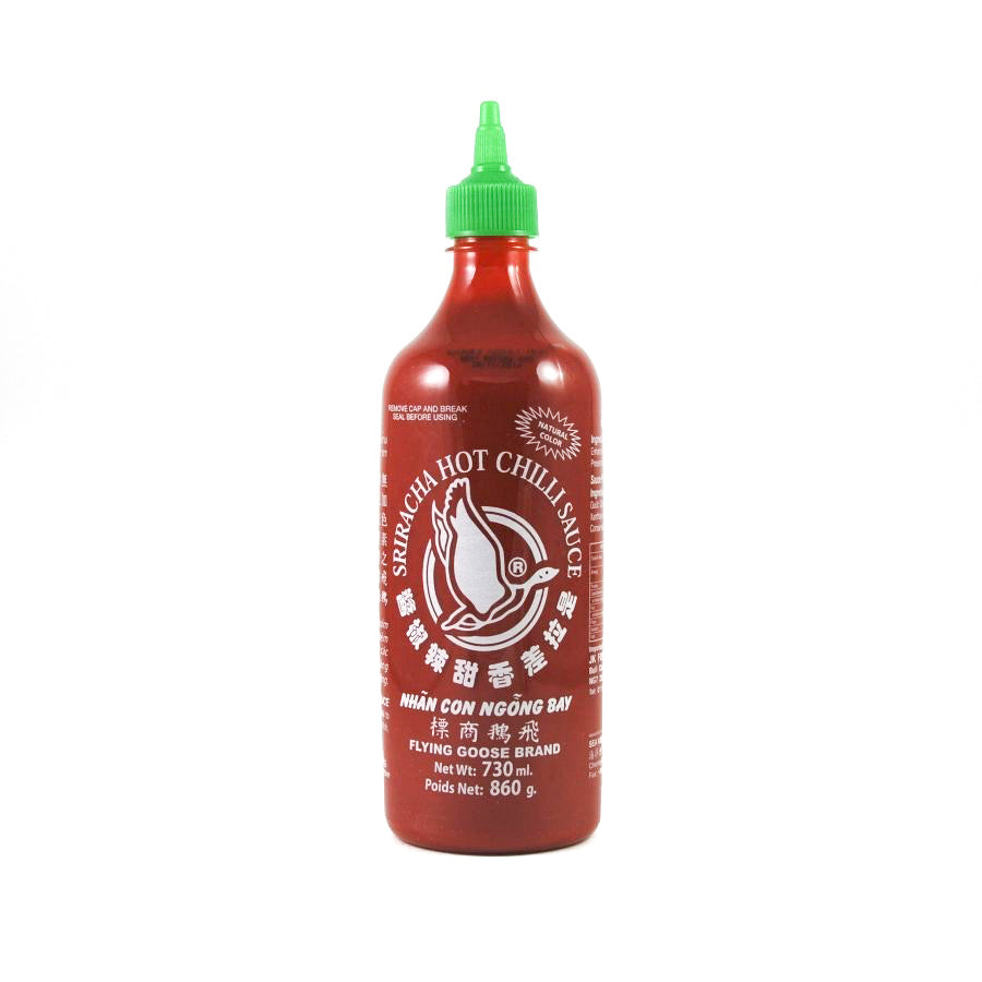 Flying Goose Sriracha Southeast Asian Sauces & Condiments Hot Sauce 730ml