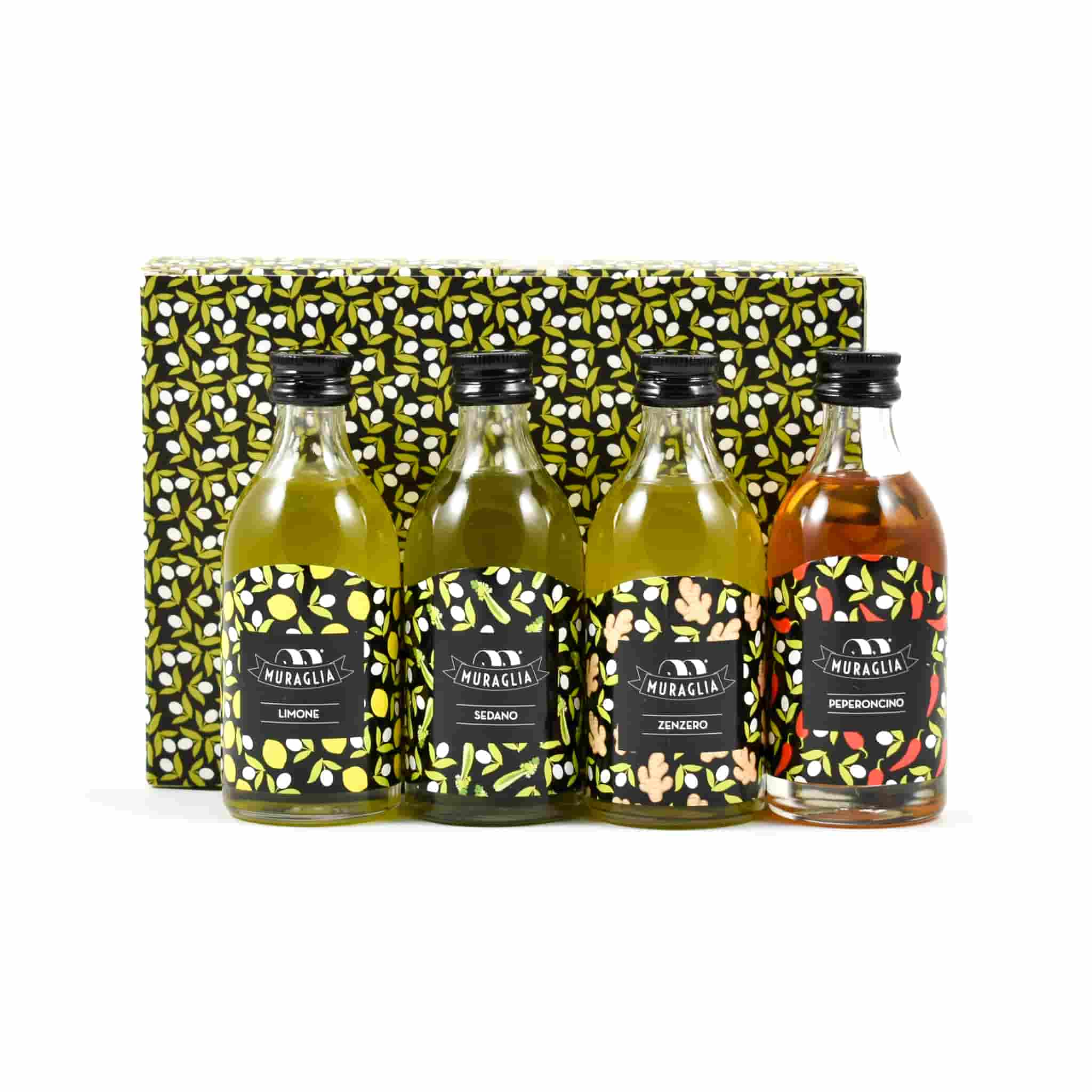 Frantoio Muraglia Aromatic Olive Oil Selection