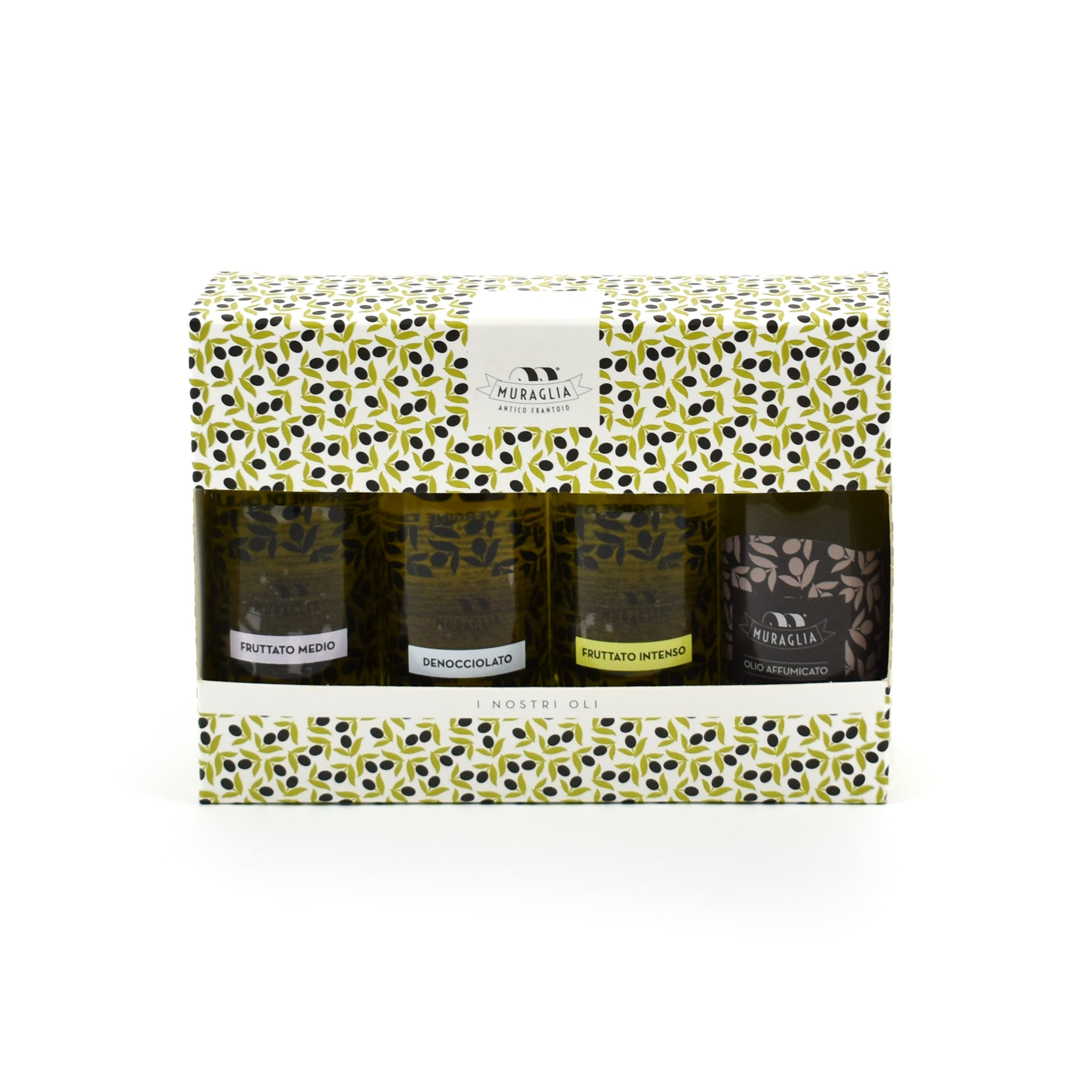 Frantoio Muraglia Extra Virgin Olive Oil Selection