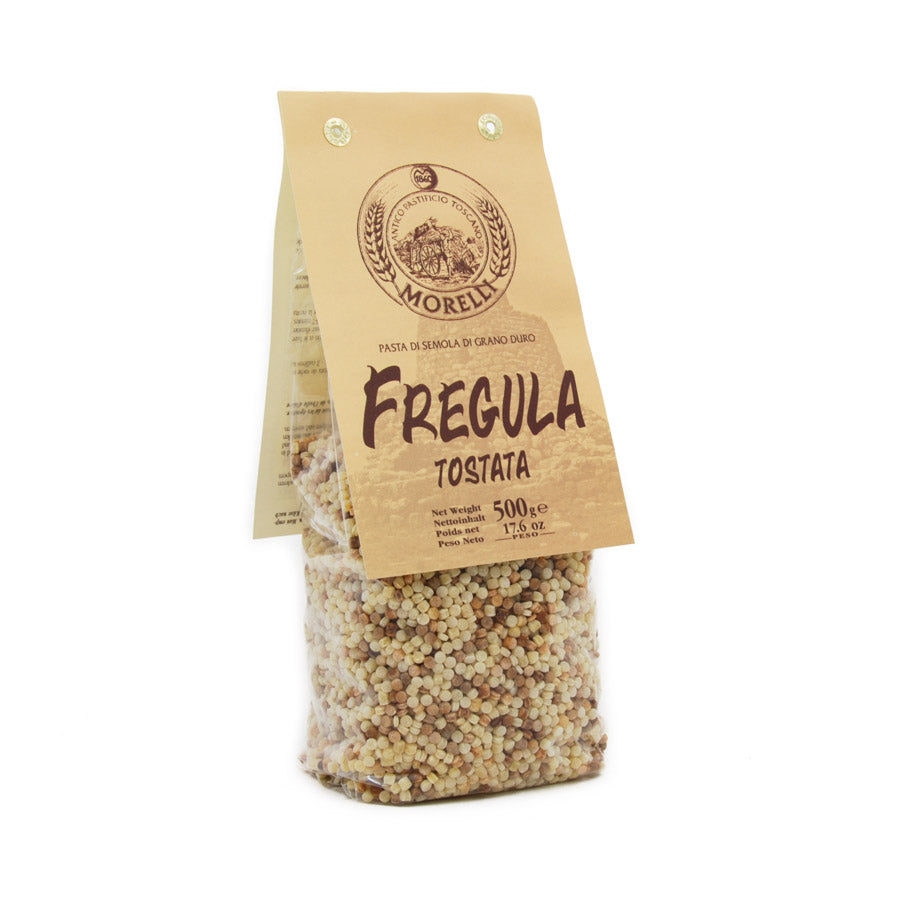 Morelli Fregola Sarda 500g Ingredients Pasta Rice & Noodles Pasta Italian Food