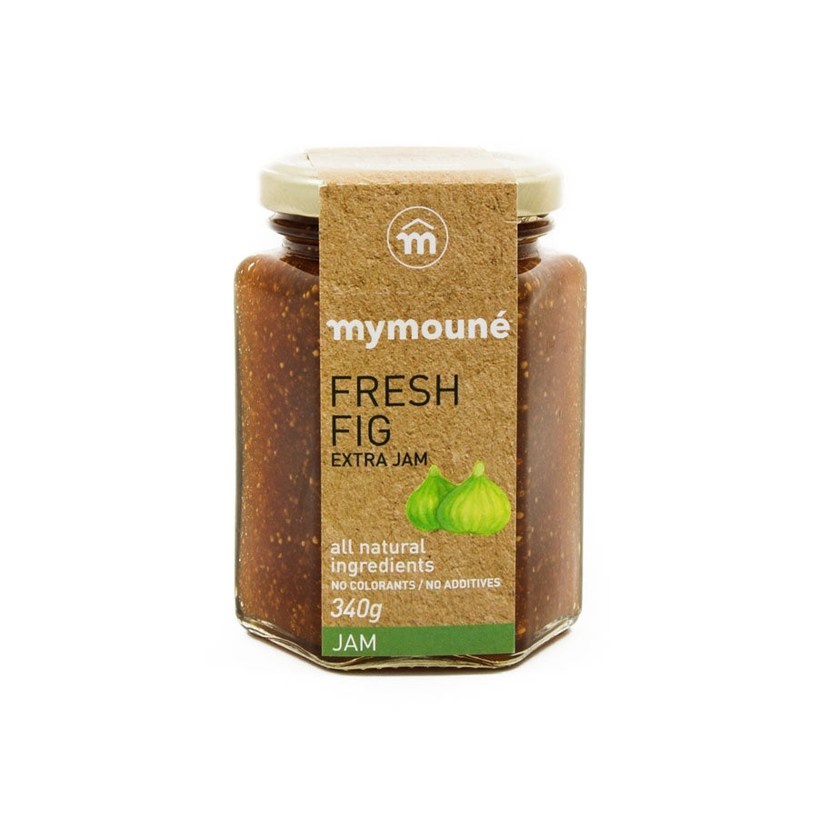 Mymoune Fresh Fig Jam 340g Ingredients Jam Honey & Preserves Middle Eastern Food