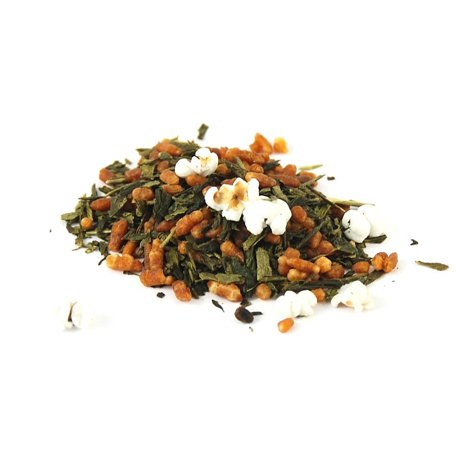 Yamamotoyama Genmaicha Green Tea 200g Ingredients Drinks Tea & Coffee Japanese Food